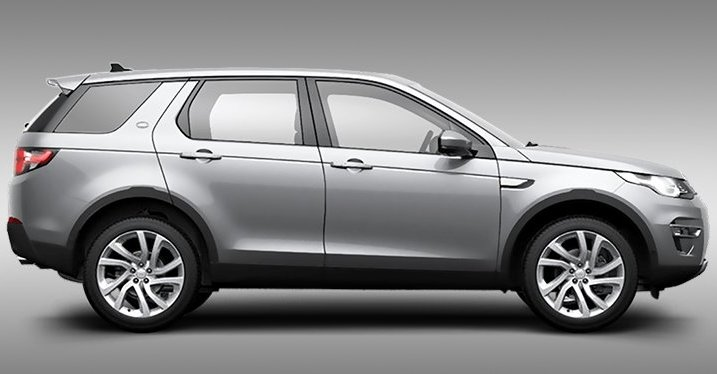 12.J - Land Rover Discovery Sport 4WD or similar - Automatic -
